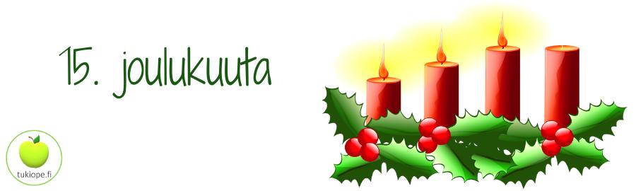 15. joulukuuta