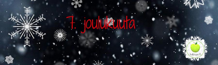7. joulukuuta